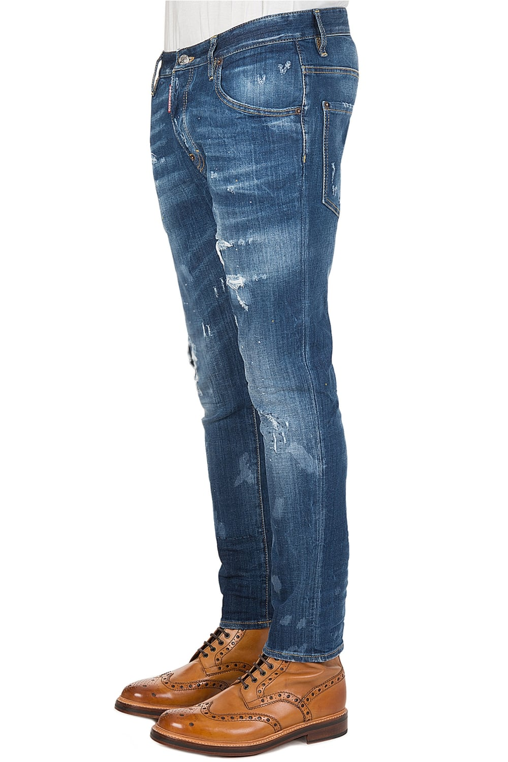 Dsquared2 Dsquared Skater Jeans Dsquared2 From Circle