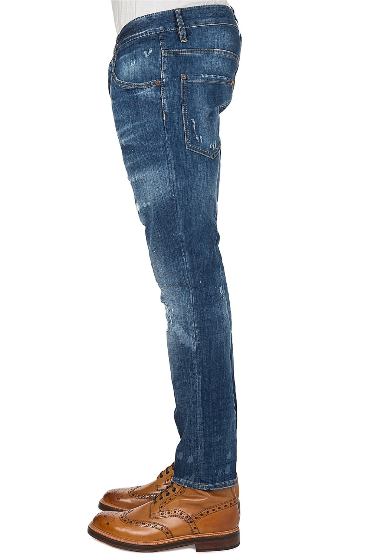 dsquared dsquared skater jeans dsquared from circle fashion uk. Black Bedroom Furniture Sets. Home Design Ideas