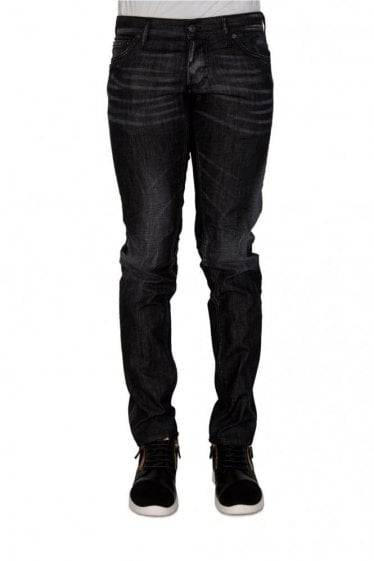 Dsquared Slim Jean Black