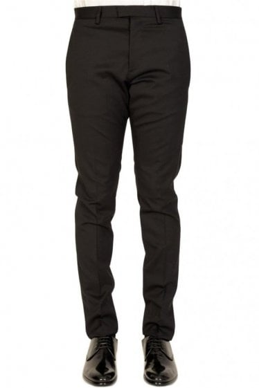 Dsquared Stretch Cotton Cool Guy Chinos Black