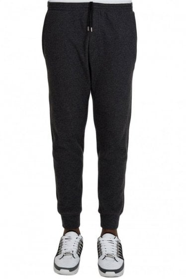 Dsquared Super Soft Sports Luxe Combination Joggers Charcoal