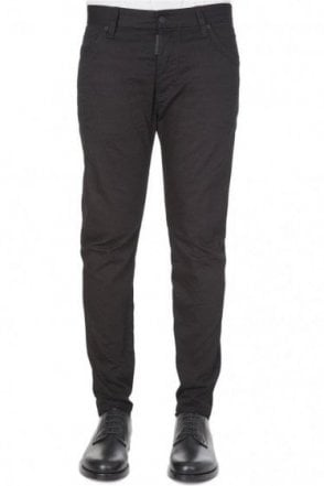 Dsquared Twiggy Boy jean Black