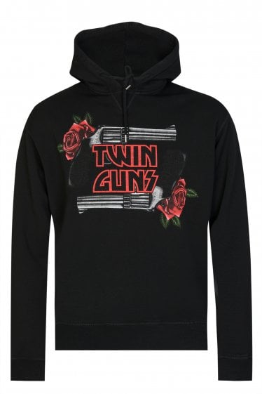 Dsquared 'Twin Guns' Print Sweatshirt
