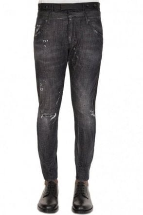 Dsquared Uniform Mix Jeans