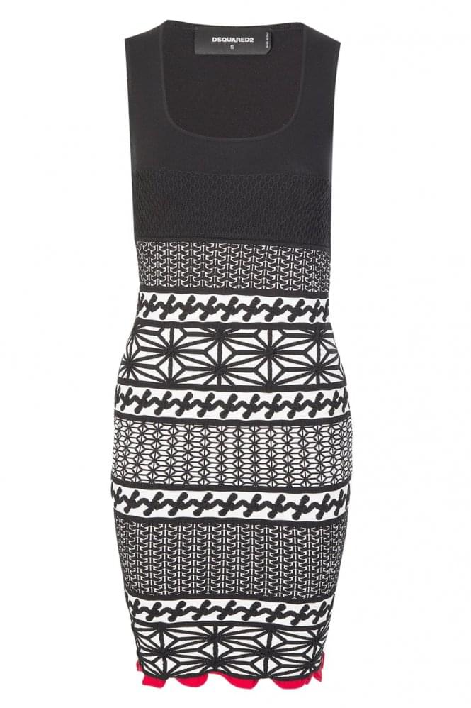 DSQUARED Womens Dress
