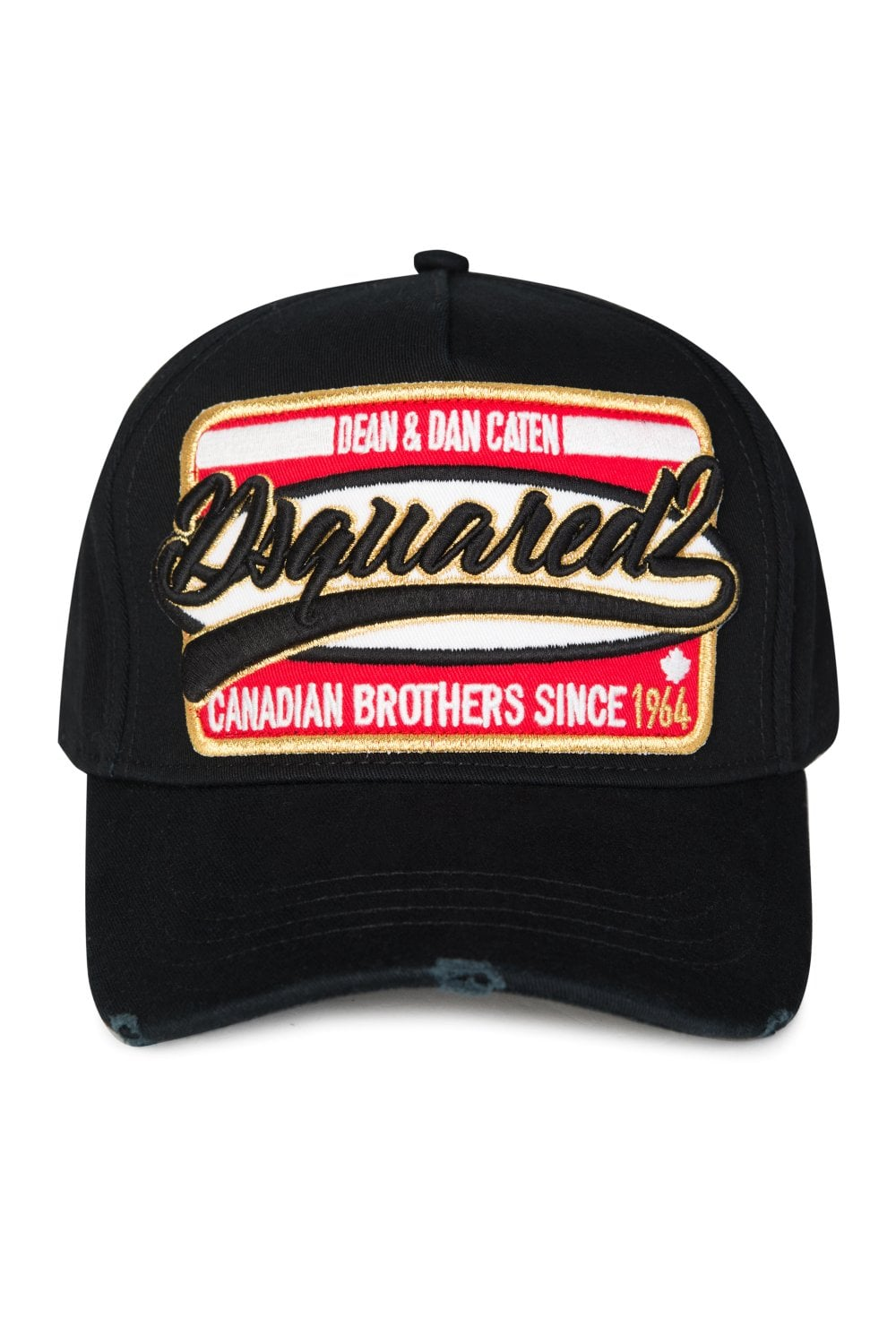 c7b57b43e07561 DSQUARED2 Dsquared2 Canadian Brothers Baseball Cap - Clothing from ...