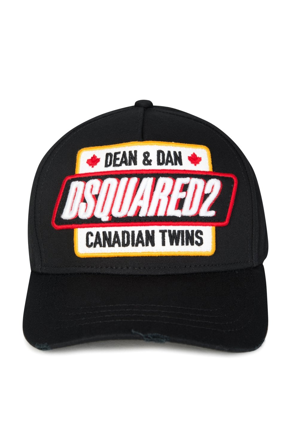 b4336bc48070b DSQUARED2 Dsquared2 Canadian Twins Baseball Cap - Clothing from ...