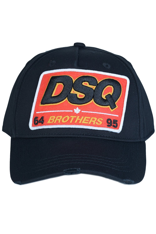 11e0da06314eca Dsquared Brothers Baseball Cap Navy