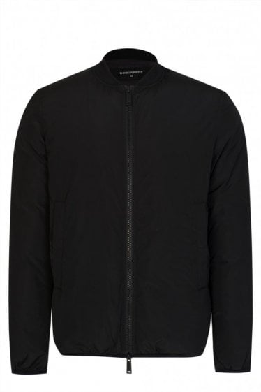 Dsquared2 Icon Logo Bomber Jacket