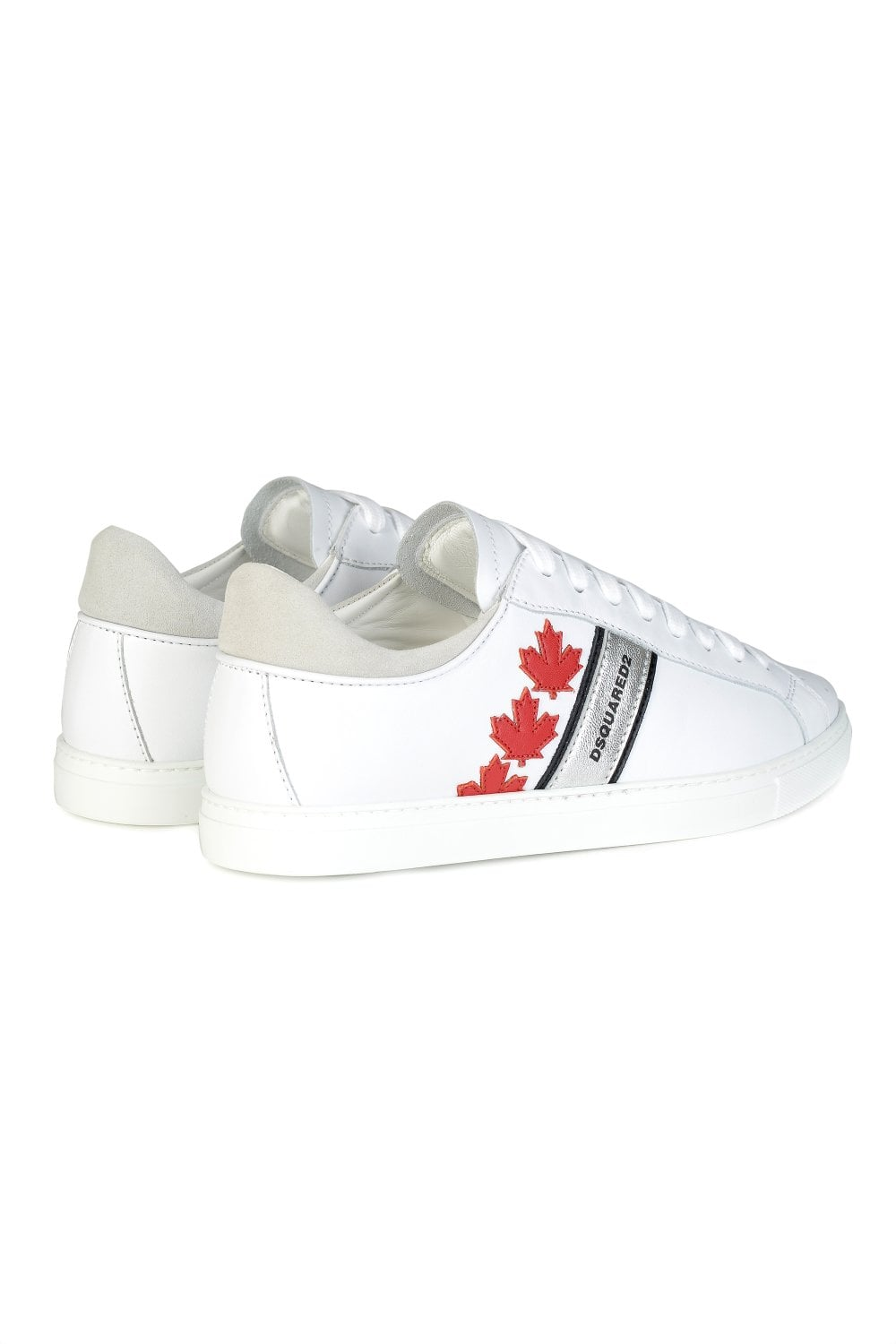 DSQUARED2 Dsquared2 Maple Leaf Low Rise