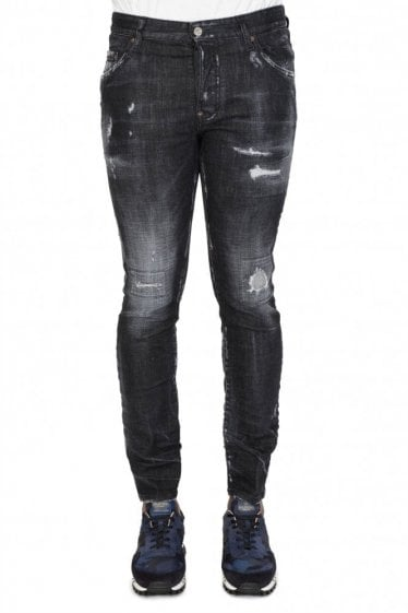Dsquared2 Twin Peaks Skater Jeans