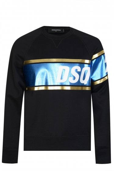 Dsquared2 Wrap Logo Sweatshirt