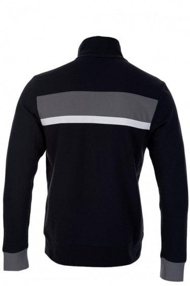 EA7 Emporio Armani Panelled Chest Logo
