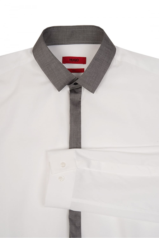 HUGO BOSS Hugo Boss ' Edinburgh ' Shirt - HUGO BOSS from Circle Fashion UK