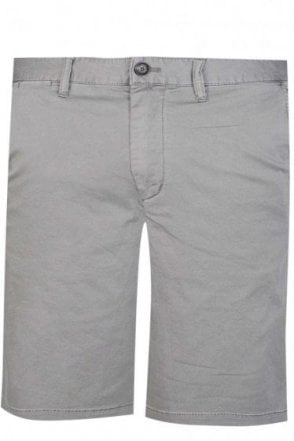 Emporio Armani Chino Shorts Grey