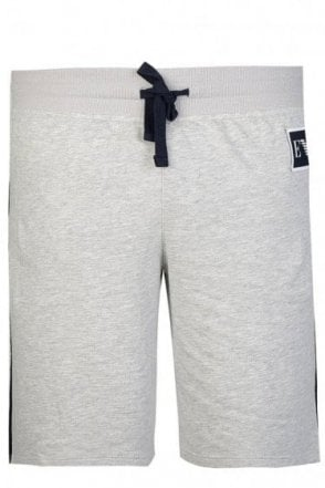 Emporio Armani Combination Jogger Shorts Grey