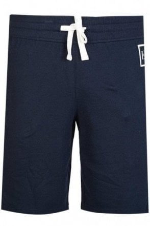 Emporio Armani Combination Jogger Shorts Navy