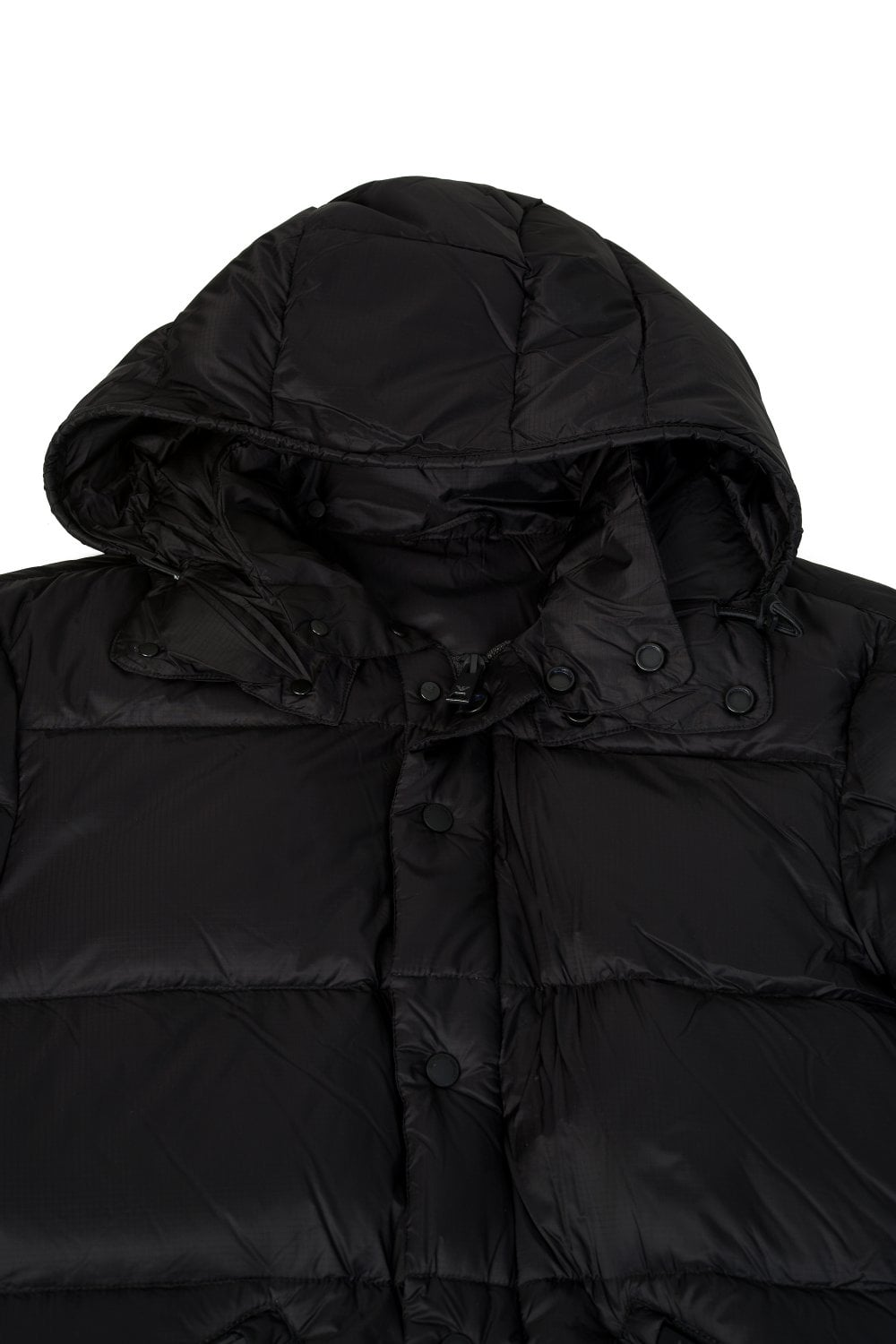 e2016229a9 Hood Down Quilted Jacket