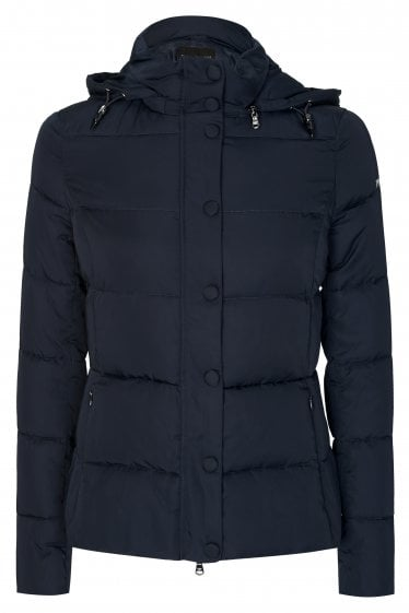 Emporio Armani Hooded Coat