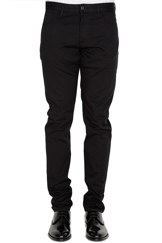 72e1494f2e Emporio Slim Fit Jeans Black
