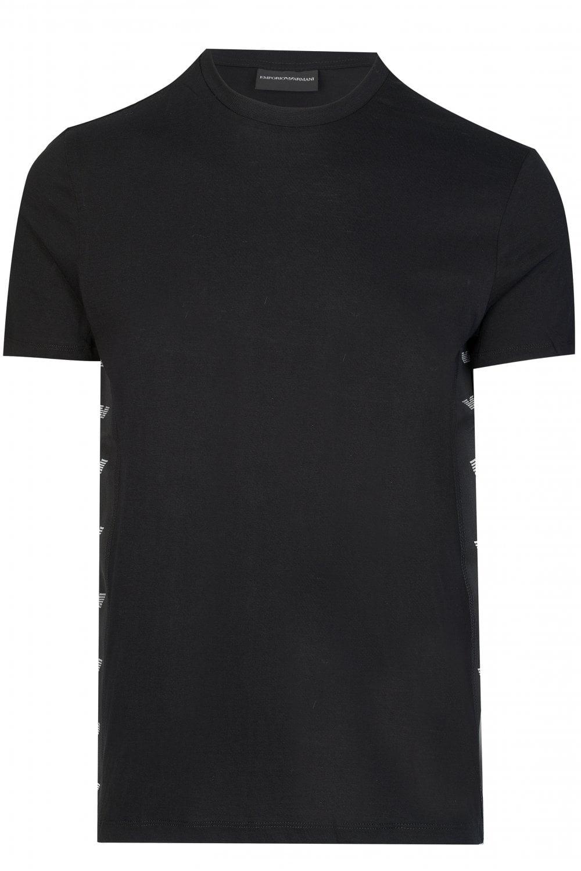 adf6acbe Emporio Armani Tape Logo T-shirt