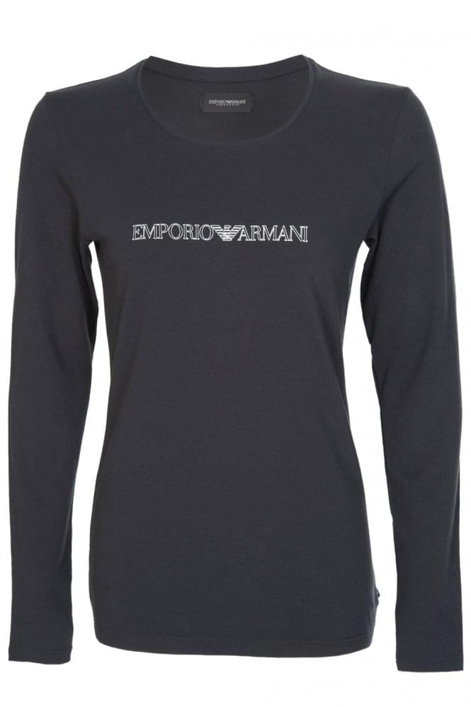 ARMANI Emporio Armani Womens Long Sleeved Tops