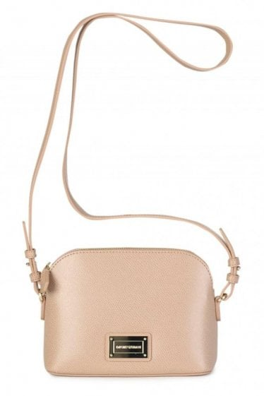 Emporio Armani Womens Nude Sling Pouch