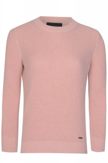 Emporio Armani Wool Knit Sweater