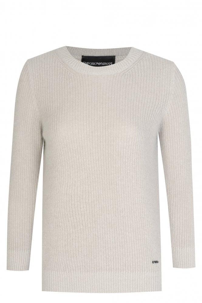 Emporio Armani Wool Knit Sweater