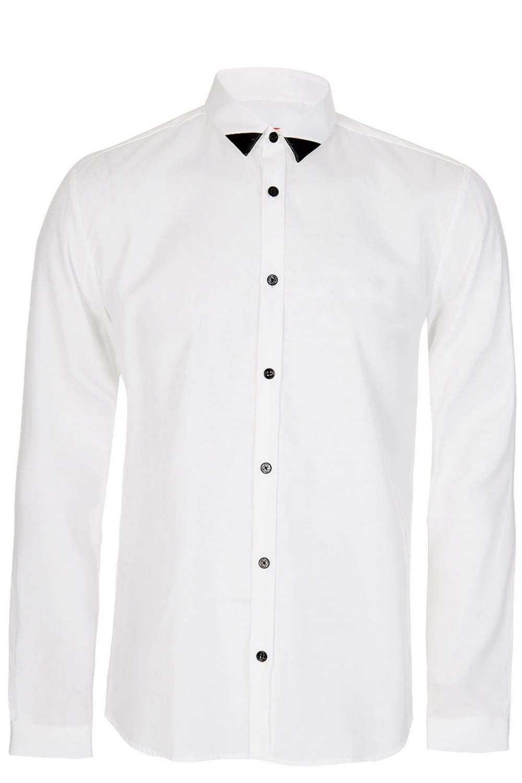 f693a8cfd BOSS Hugo Boss 'ERO 3' Shirt White - Clothing from Circle Fashion UK