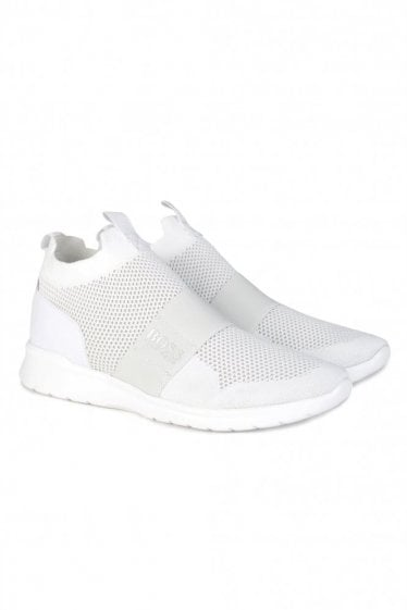 Extreme Slon Mesh Trainers White