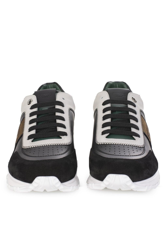 wholesale dealer ea37c 0dd6f FF Panelled Sneakers