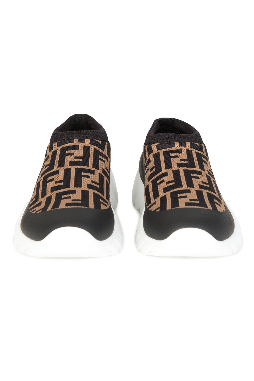 FENDI Fendi Low-top Sock Runners