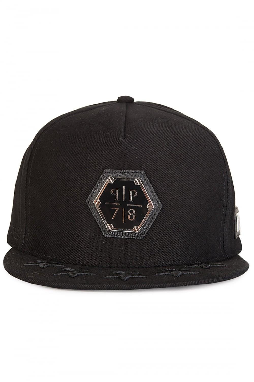 philipp plein philip plein fierce baseball cap philipp plein from circle fashion uk. Black Bedroom Furniture Sets. Home Design Ideas