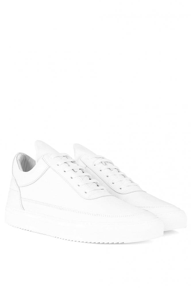 FILLING PIECES Low Top Kobe Sneakers White