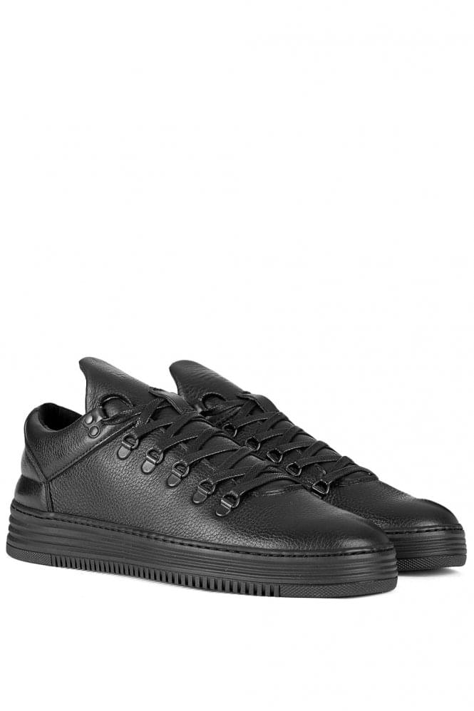 FILLING PIECES Mountain Cut Sneakers Black