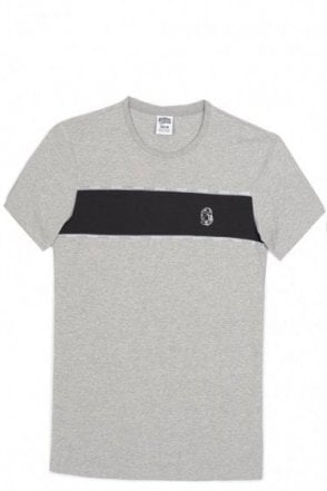 Billionaire Boys Club Contrast Panel Tshirt Grey