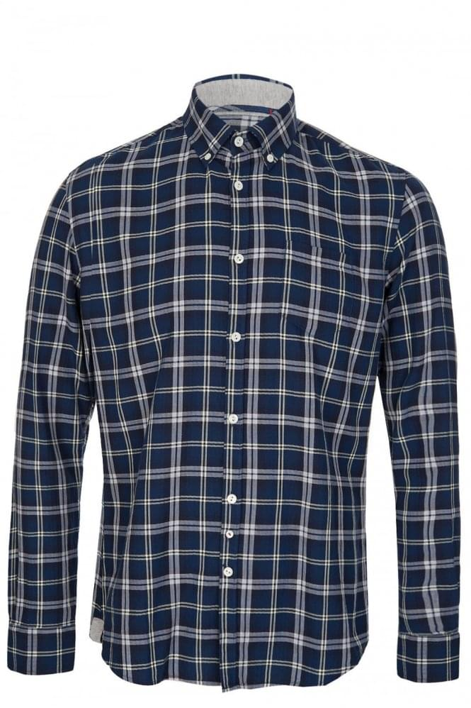 WOOLRICH FLANNEL BUTTON DOWN