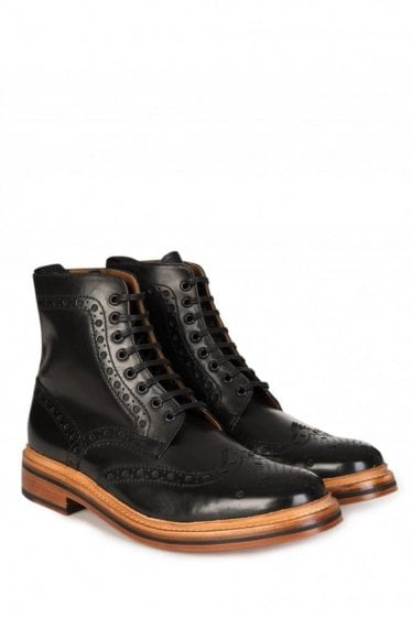 FRED CALF BROGUE BOOT