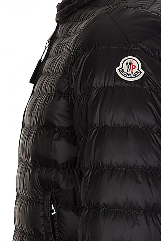 moncler jacket garin black