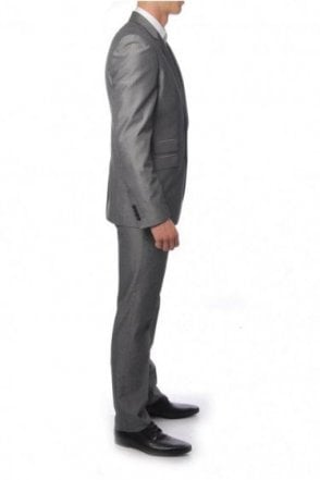 P.S Paul Smith Fine Stripe Grey Suit