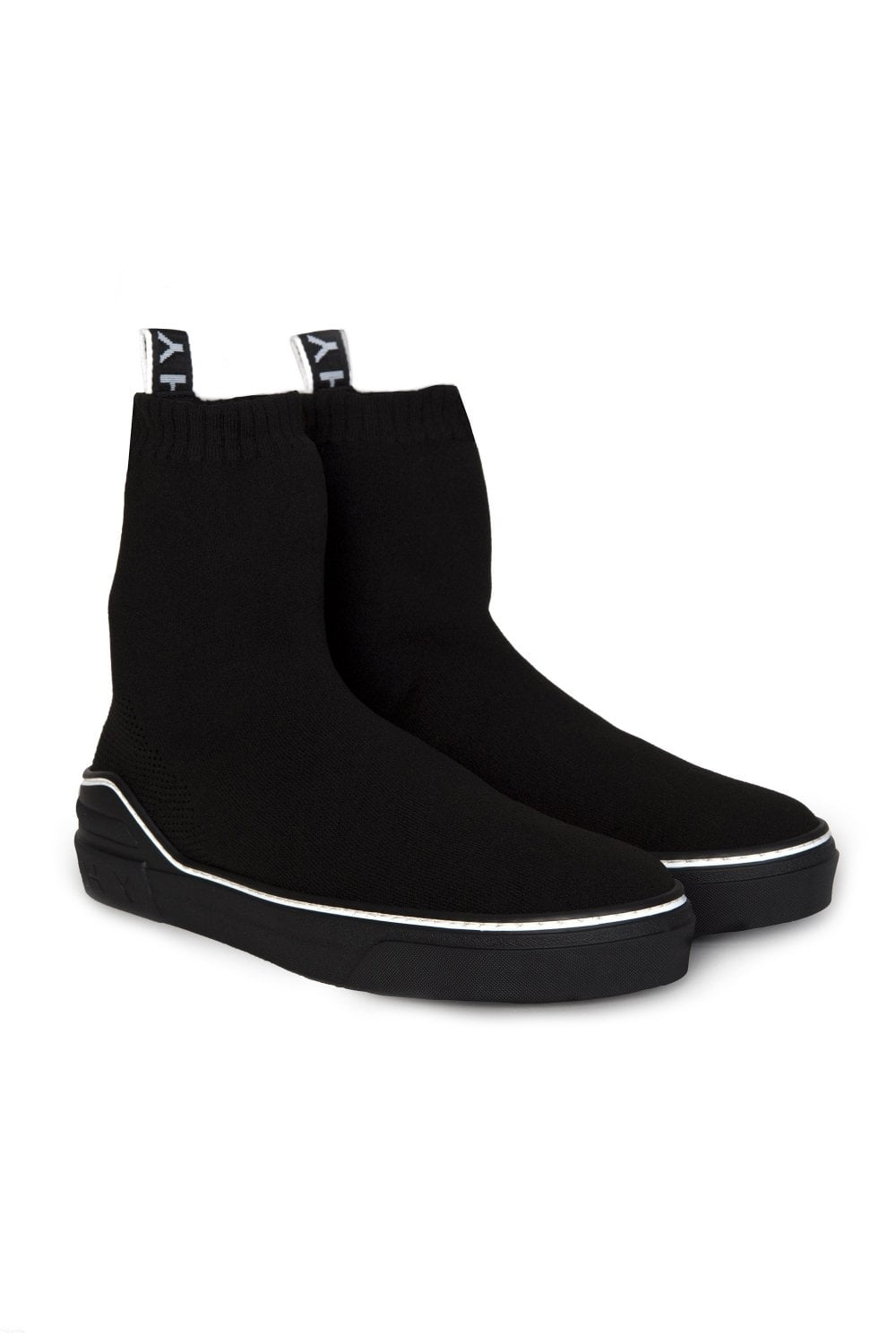 GIVENCHY George V Sock Sneakers Black