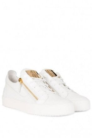 Giusseppe Zanotti Classic London Low White