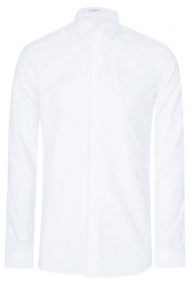Givenchy 100% Cotton Shirt White