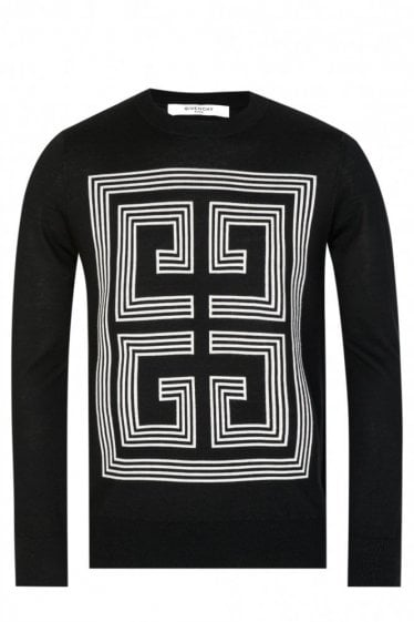 Givenchy 4G Quad Sweatshirt