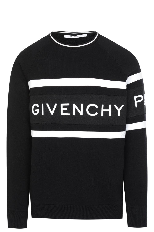 304d2353 GIVENCHY Givenchy 4G Wrap Logo Sweatshirt - Clothing from Circle ...
