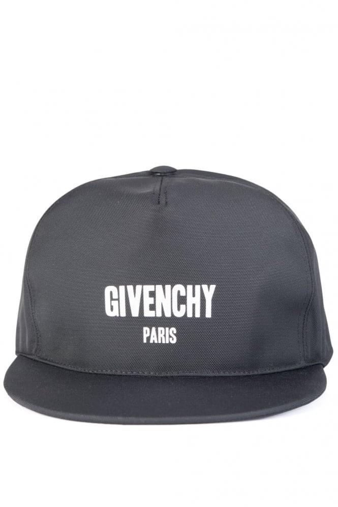 GIVENCHY Baseball Cap Black