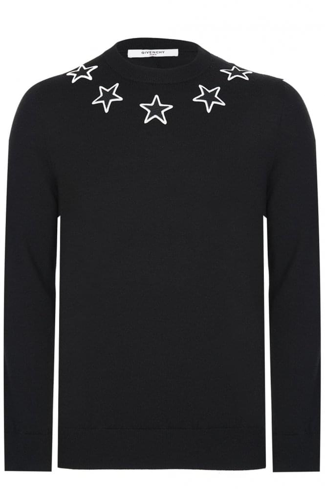 GIVENCHY Knit Pullover Black