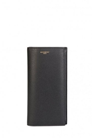 Givenchy Leather Wallet Black