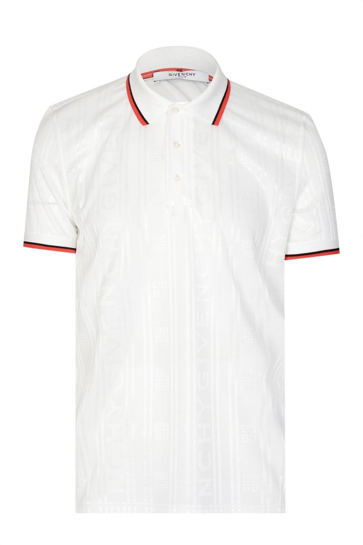 e9f341671ebc GIVENCHY Givenchy Paris 4G Polo Shirt - Clothing from Circle Fashion UK